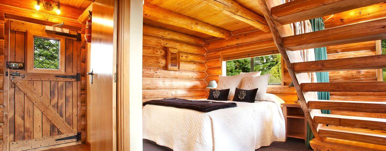 Luxury Cabin In The New Zealand Fiordlands