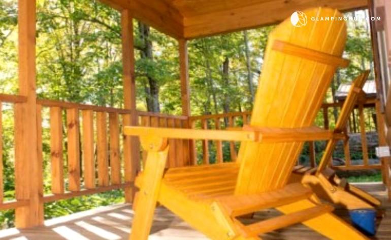 ... Photo Of Fish Creek Cabin Resort   Blue Moon Cabin ...