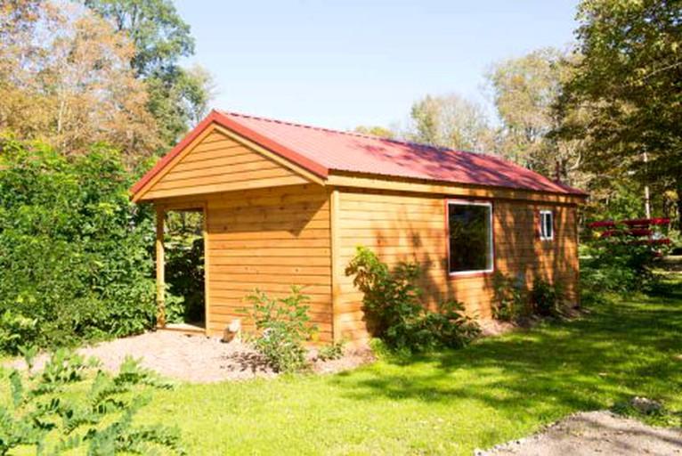 Pet Friendly Log Cabin Rental Near Rochester Upstate Ny