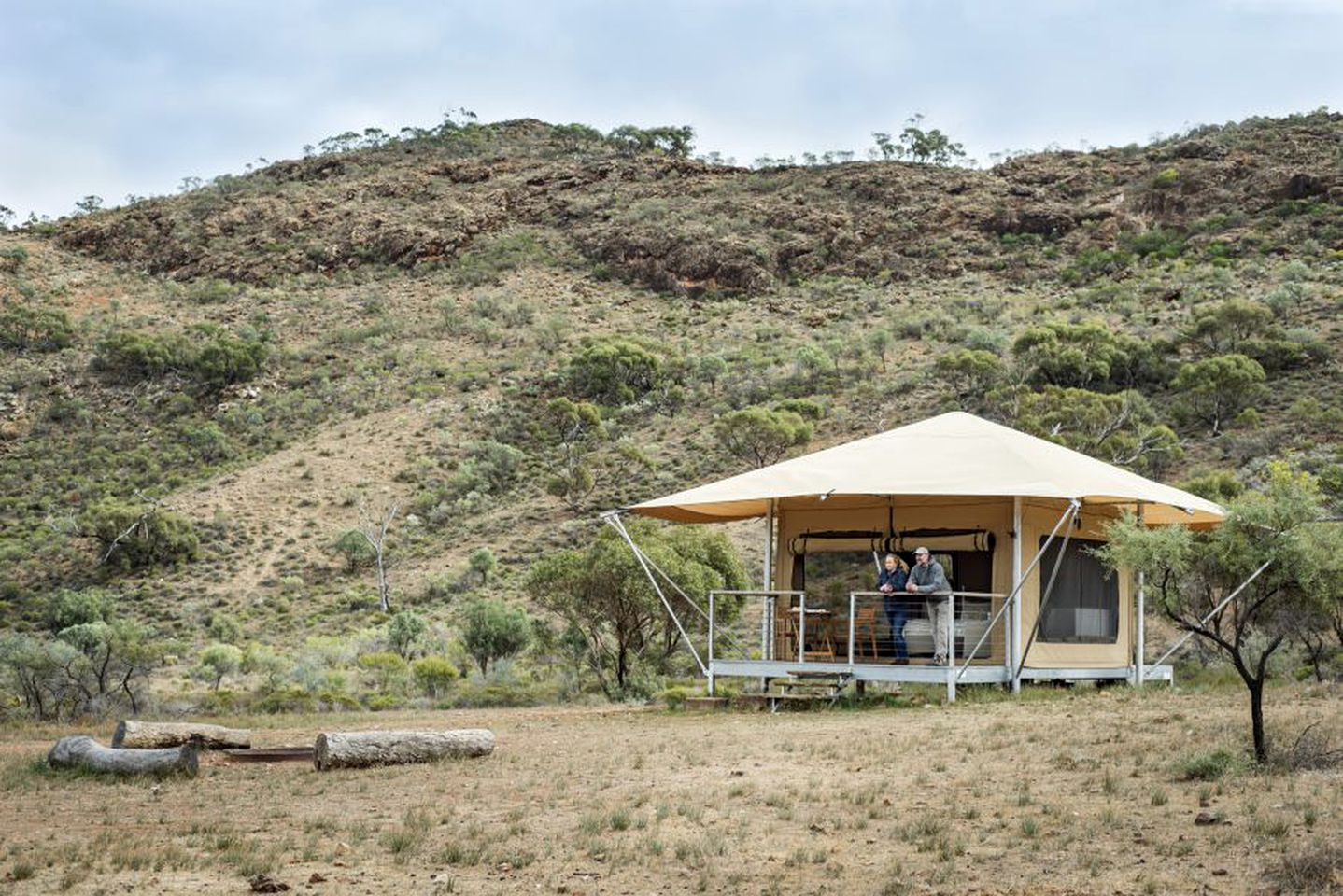 Safari Tents (Hawker, South Australia, Australia)