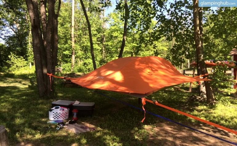 & Floating Tents West Virginia