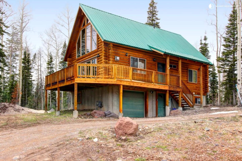 Ski cabin in brian head utah for Brian head ski resort cabin rental