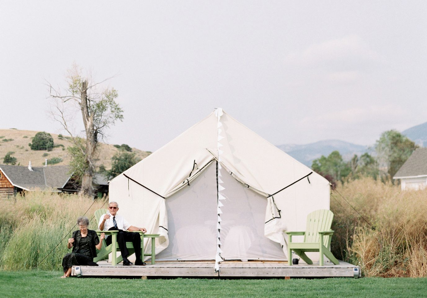 Safari Tents (Belgrade, Montana, United States)