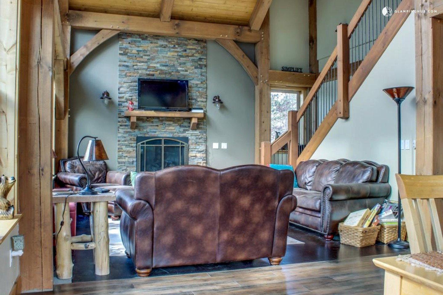 Forest Cabin For Rent Near Fraser Colorado