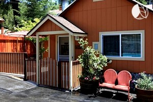 Fully equipped cabin near los angeles for Cabins near los angeles