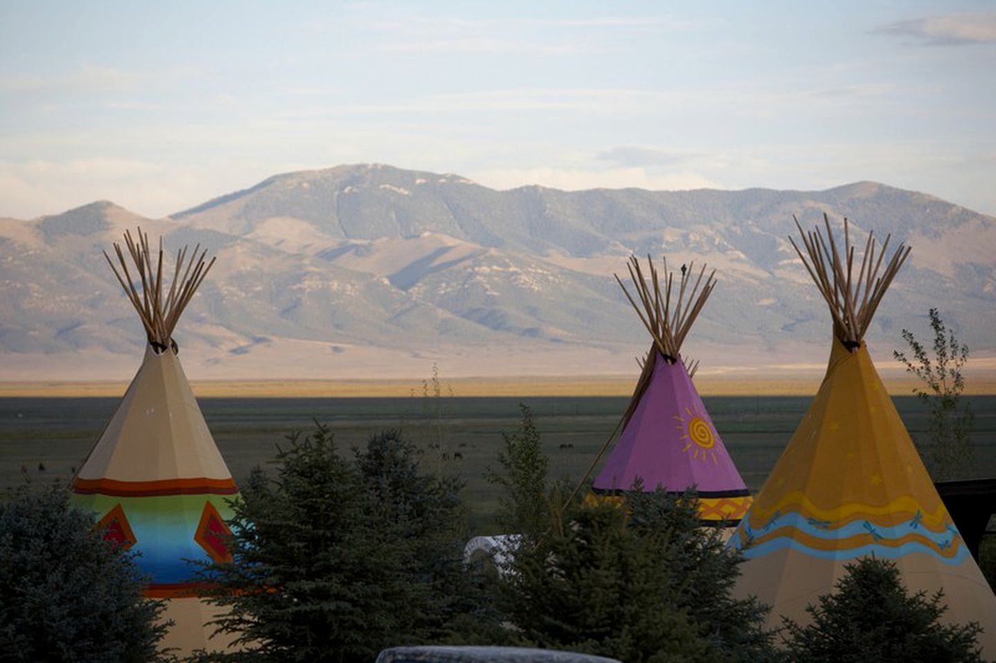 Tipis (Wells, Nevada, United States)