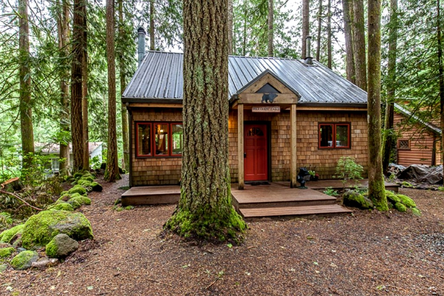 Cabin Rental In Mount Hood National Forest