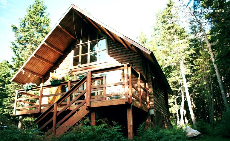 vacation accommodation ak h in hot bismarck ar lodging rental cedar cabin rentals photo alaska htm of cabins arkansas lone