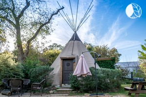 Photo of Fully-Furnished Tipi Rentals in New Braunfels, Texas