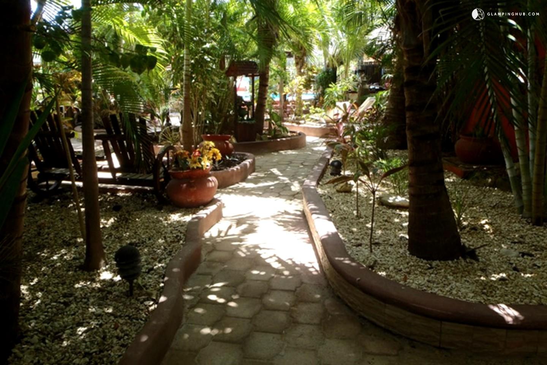 Luxury cabanas riviera maya for Cabanas en mexico