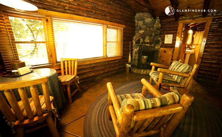 Family friendly cabin rental in sedona for Sedona luxury cabins