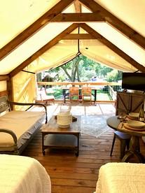 Romantic Cabin Getaways   Texas Hill Country   Glamping Hub