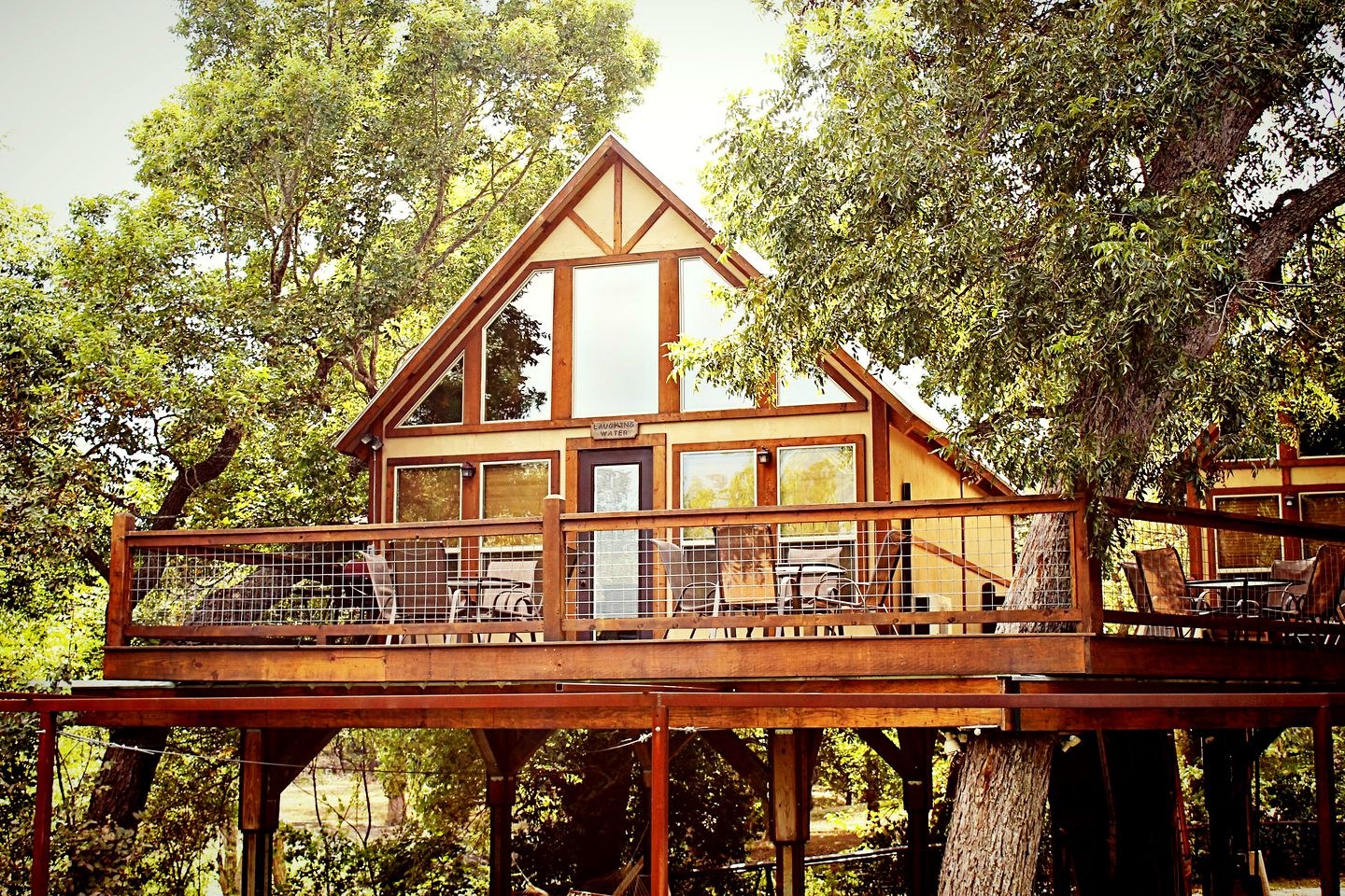 Tree Houses (Seguin, Texas, United States)