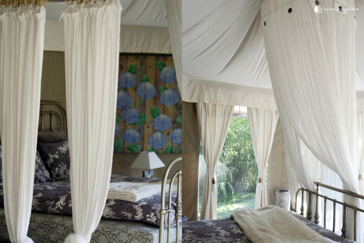 Luxury Tents Near Venice Glamping Tents Italy