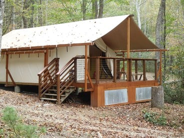 Luxury Camping in North Carolina   Glamping Hub