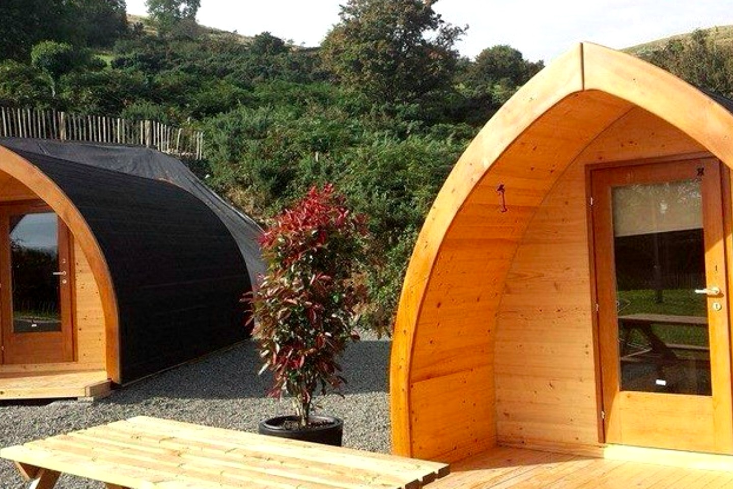 Glamping In Northern Ireland