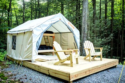 Luxury Camping in Pennsylvania | Glamping Hub