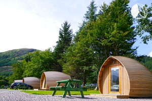 Photo of Glen Nevis Camping Pods - Camping Pods