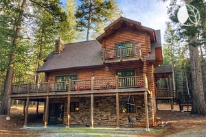 Luxury Log Cabin Rentals In Northern California