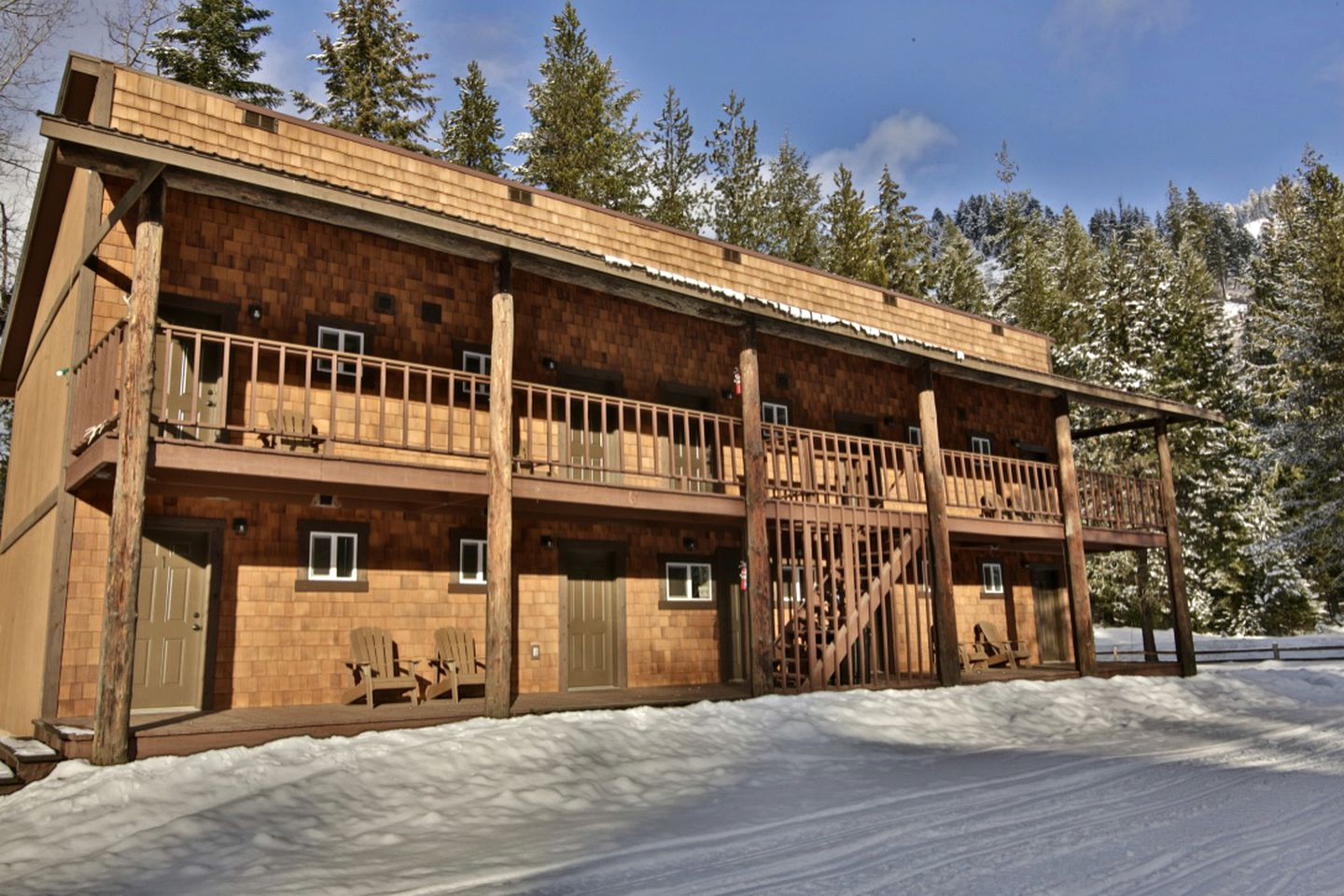 Nature Lodges (Lakeview, Idaho, United States)