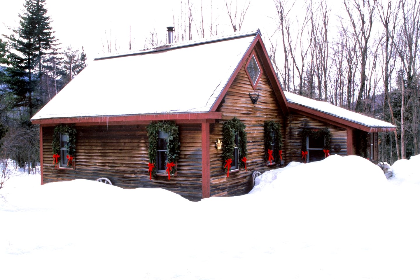 cabin rental near burlington  vermont