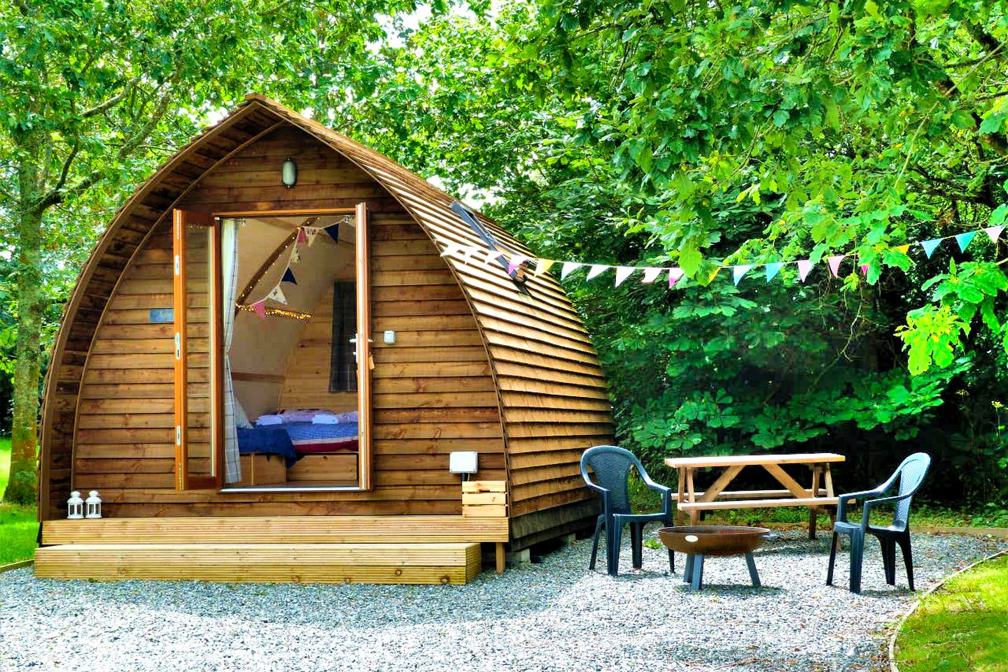 Pods (Jameston, Wales, United Kingdom)