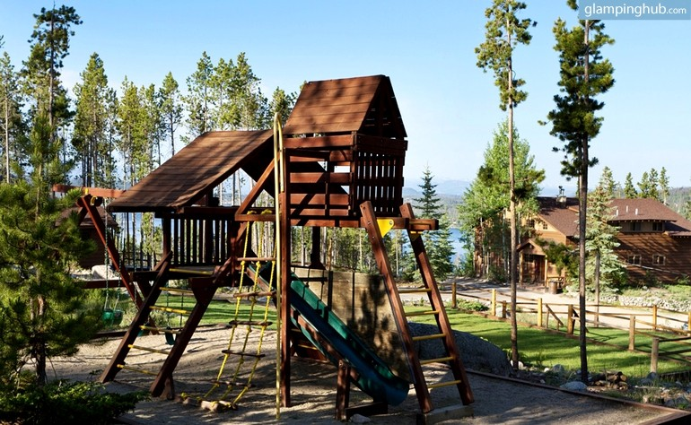 Large cabin rental near rocky mountain national park for Grand lake colorado cabin rentals