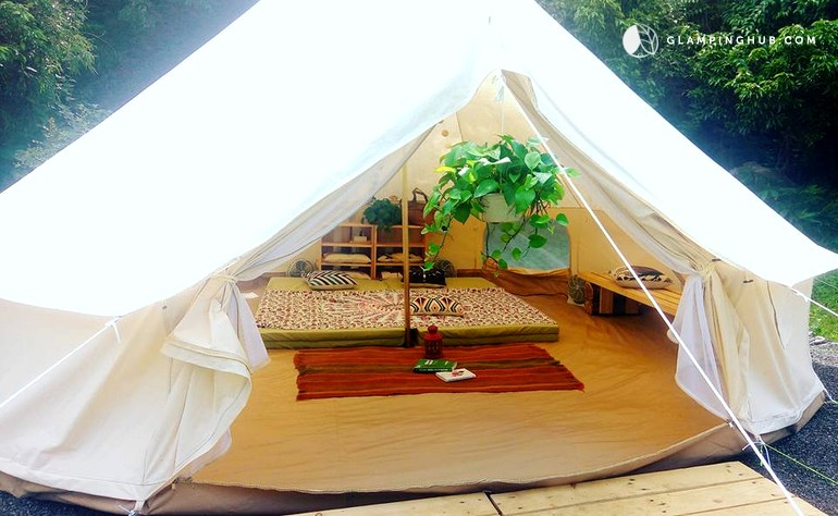 & Tent Rentals on Cat Ba Island Vietnam