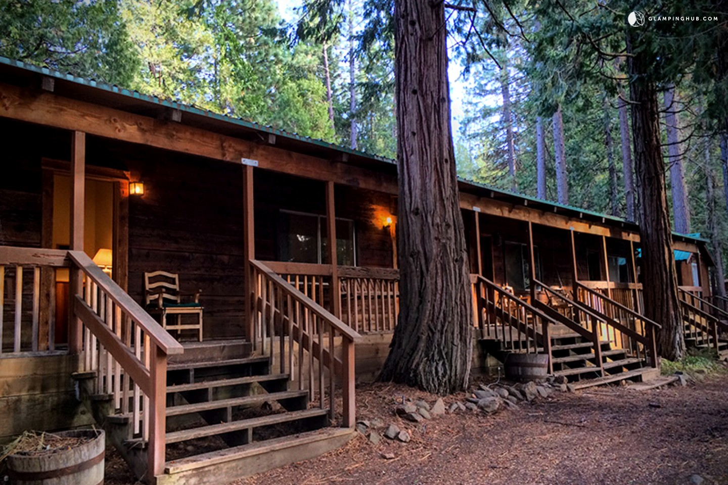 cabin rentals in plumas national forest california