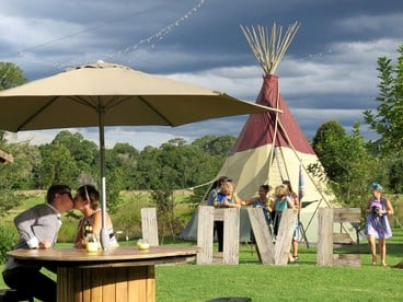 Pet-Friendly Camping in Australia   Glamping with pets