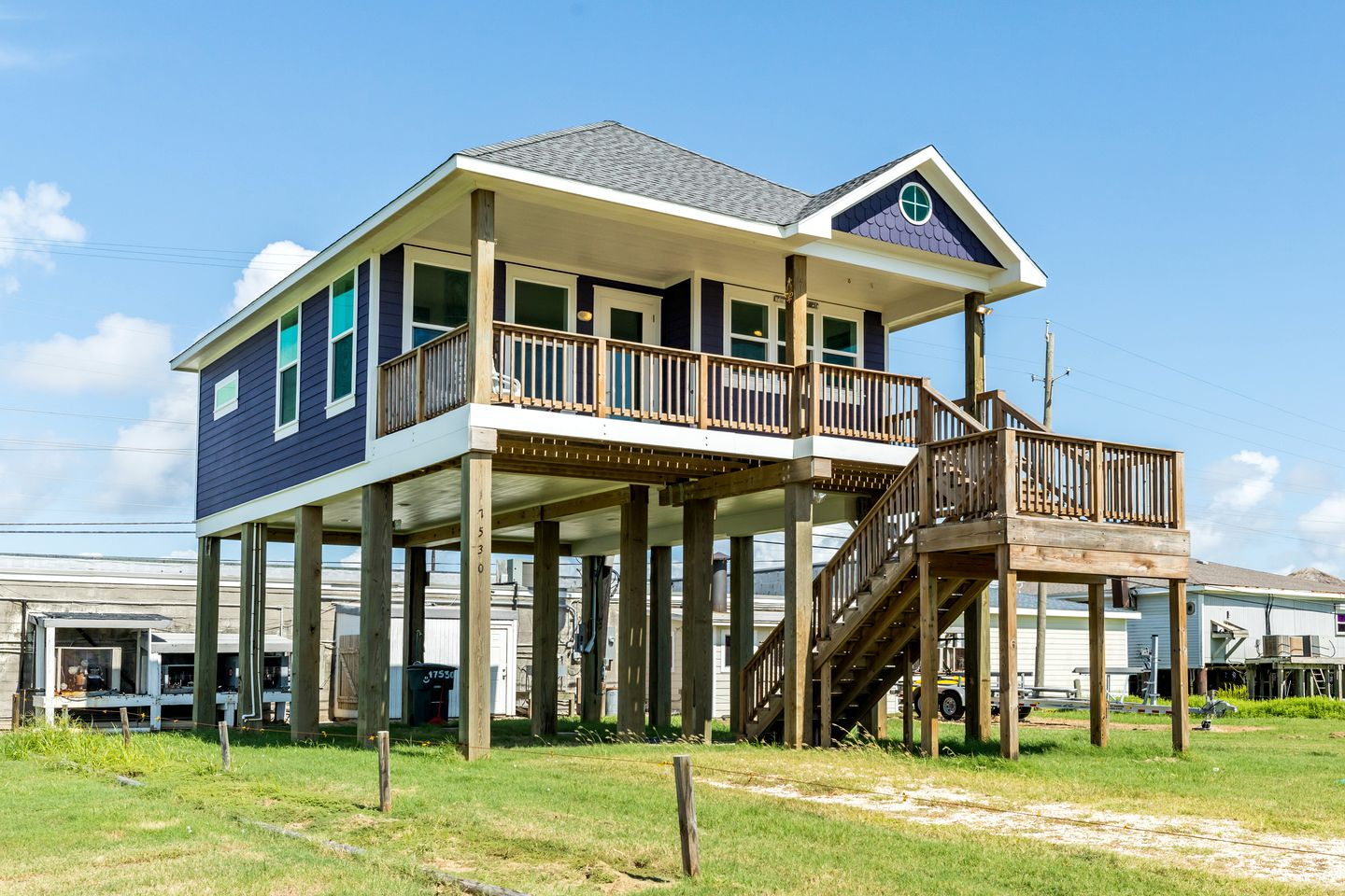 Getaway Vacation Rental near Galveston Texas