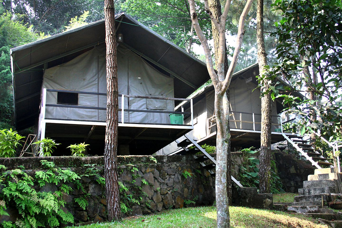Safari Tents (Bogor, West Java, Indonesia)