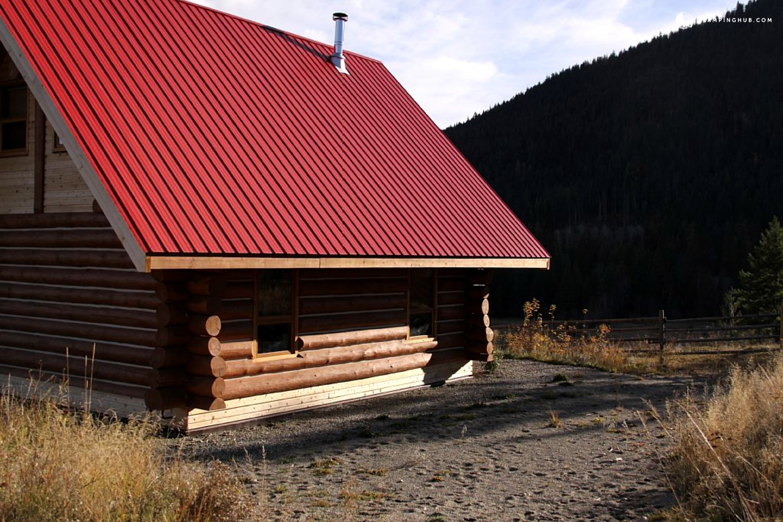 Log Cabin Camping In British Columbia Glamping In Canada
