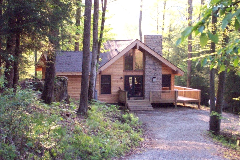 romantic cabin getaway southern ohio. Black Bedroom Furniture Sets. Home Design Ideas