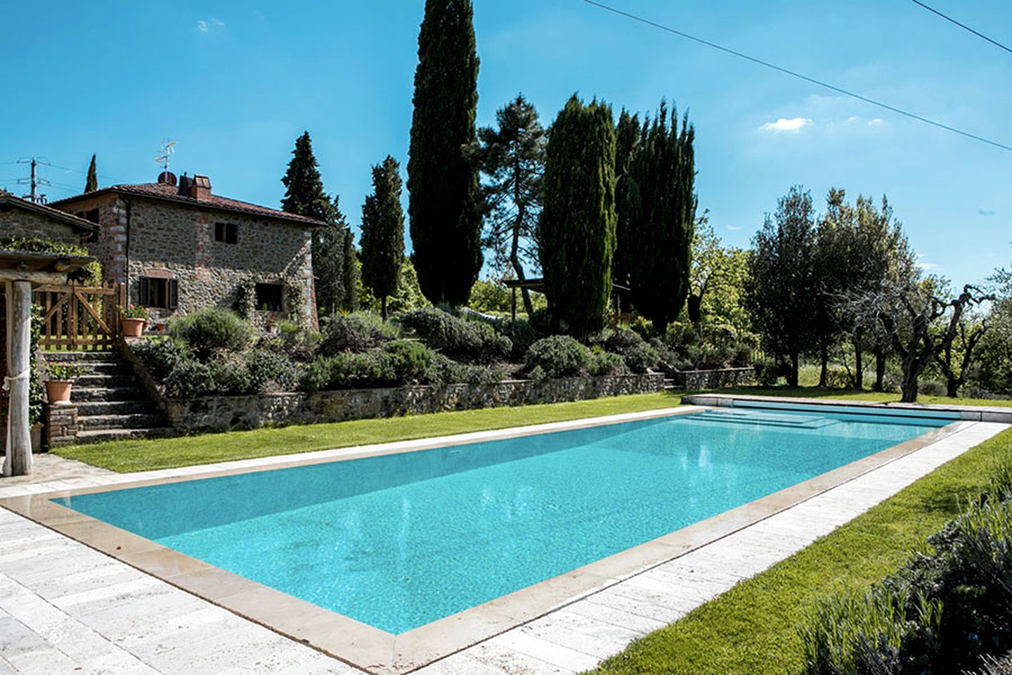 Villas Near Siena Italy gorgeous villa vacation rental with pool and sauna near siena in tuscany,  italy