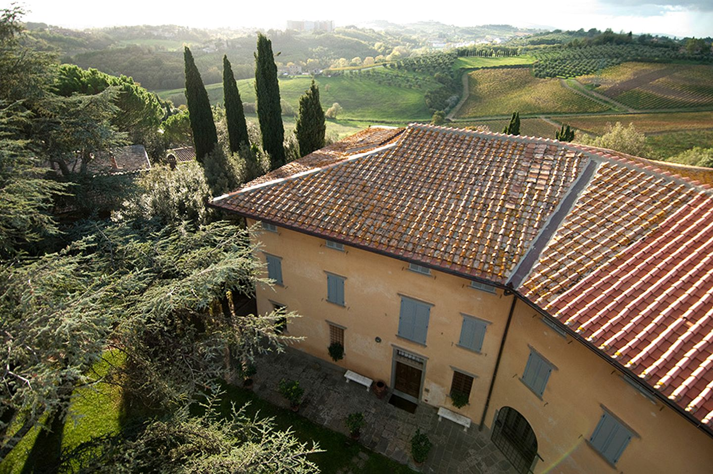 Villas Near Siena Italy luxurious villa rental with a private pool near siena, tuscany