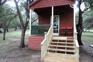 pet friendly cabins in texas hill country glamping hub
