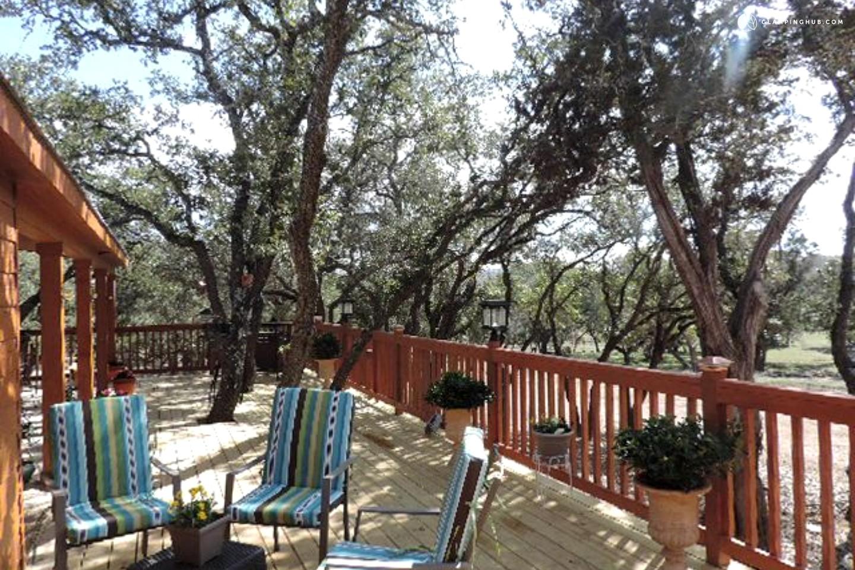 family friendly cabin near san antonio texas