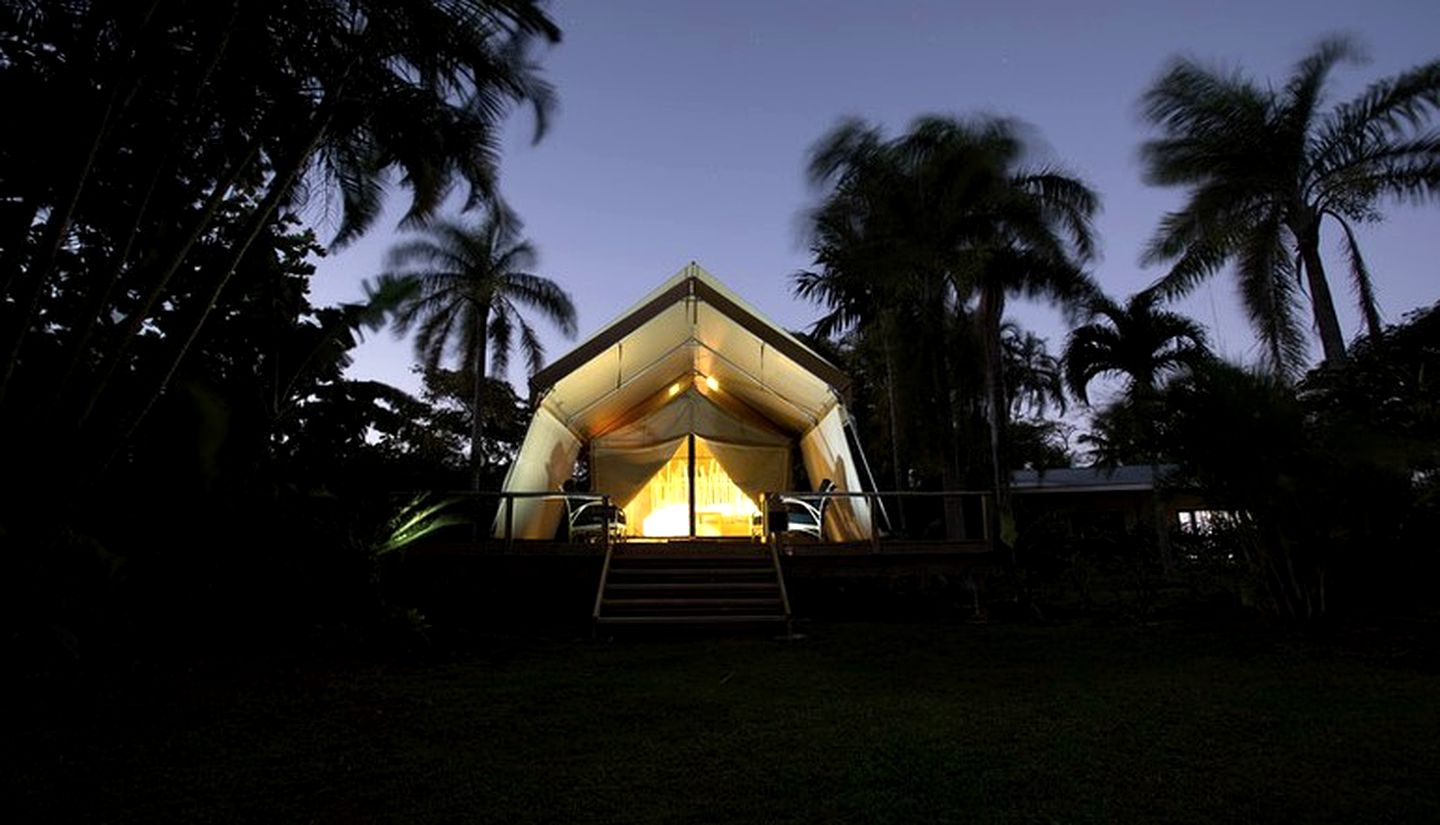 Safari Tents (Rarotonga, Rarotonga, Cook Islands)