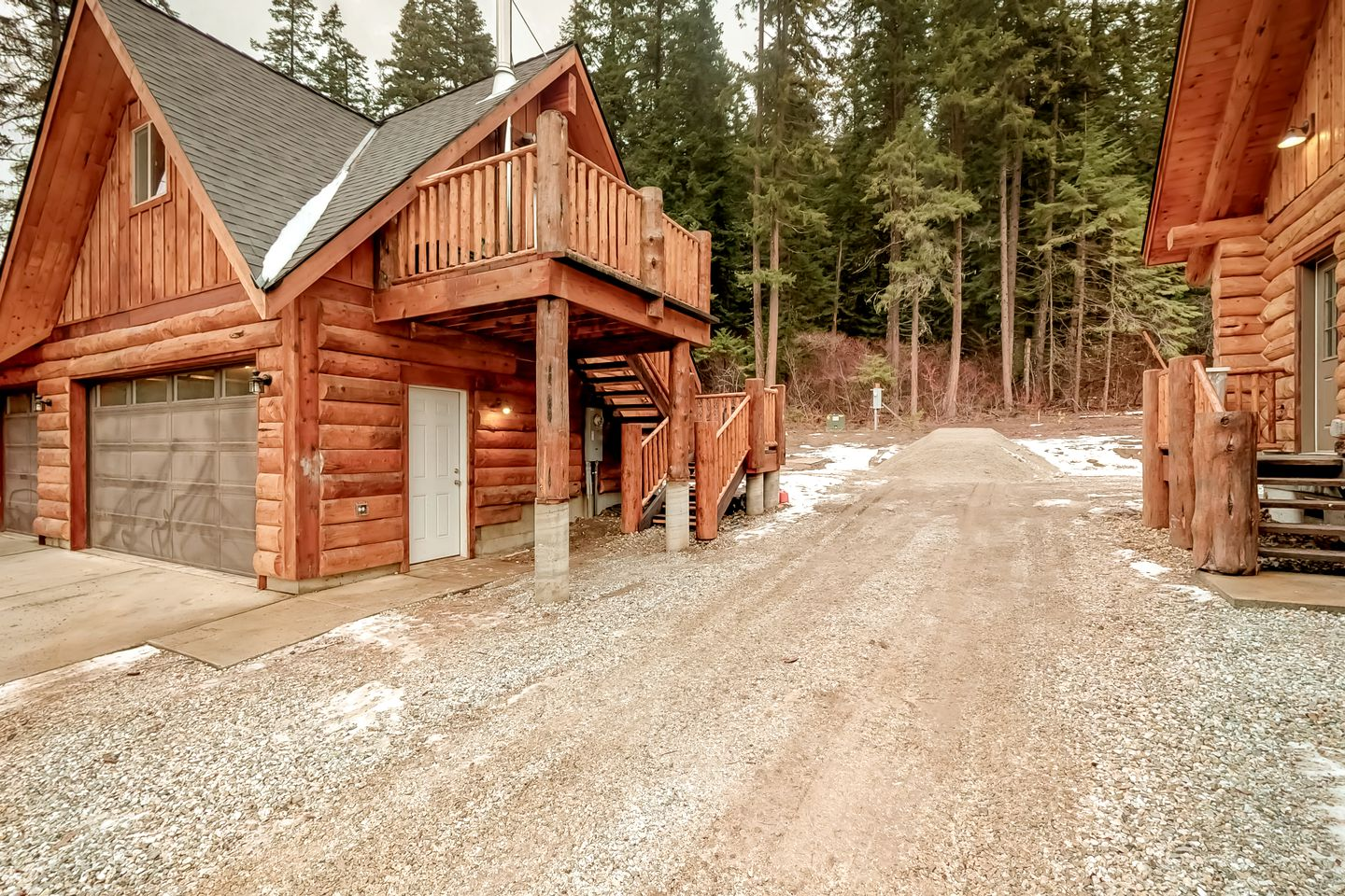 Cabins (Leavenworth, Washington, United States)