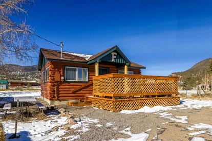 Winter Log Cabin Rentals In Colorado