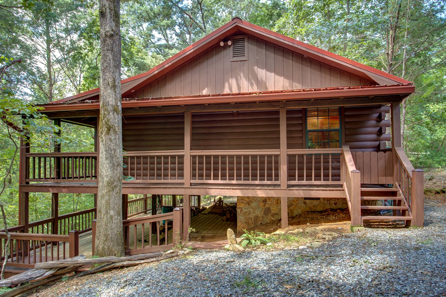 Cabins (Ellijay, Georgia, United States)