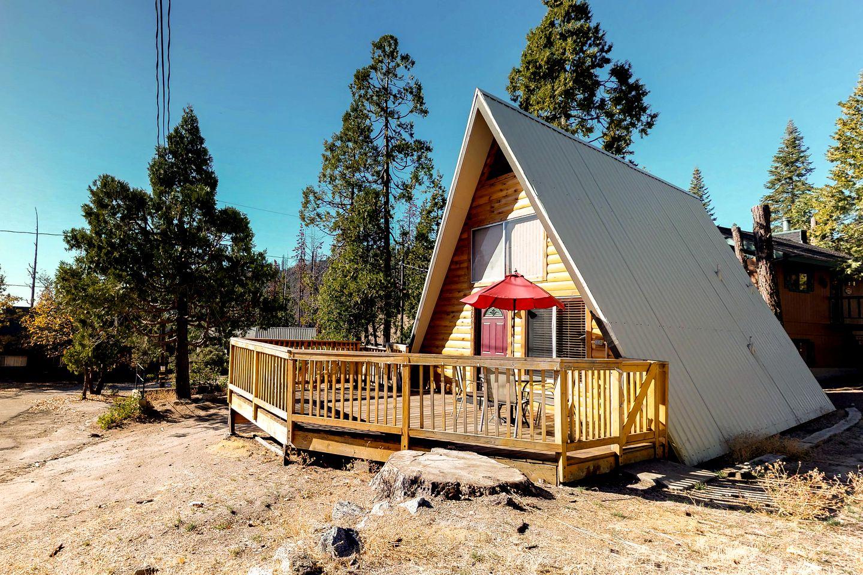 Cabin Rental In Shaver Lake California