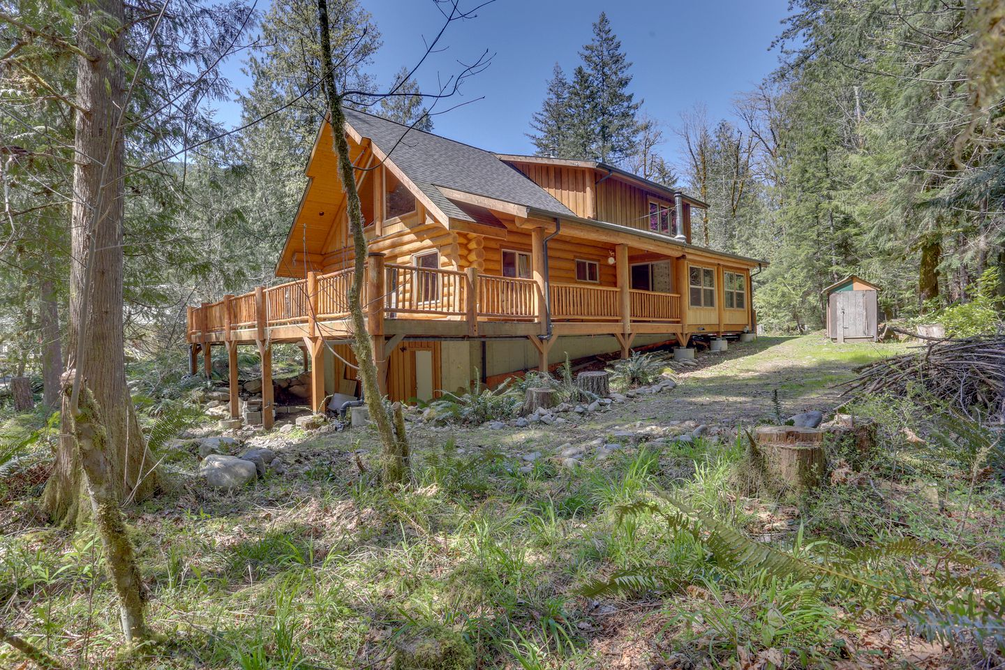 Cabins (Welches, Oregon, United States)