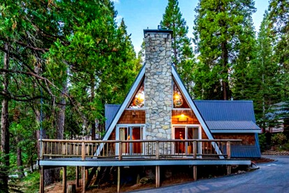 Luxury Camping In Shaver Lake Shaver Lake Vacations