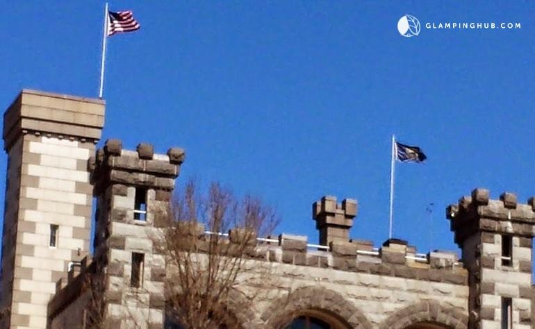 Spectacular Gothic Style Castle Near Rindge New Hampshire