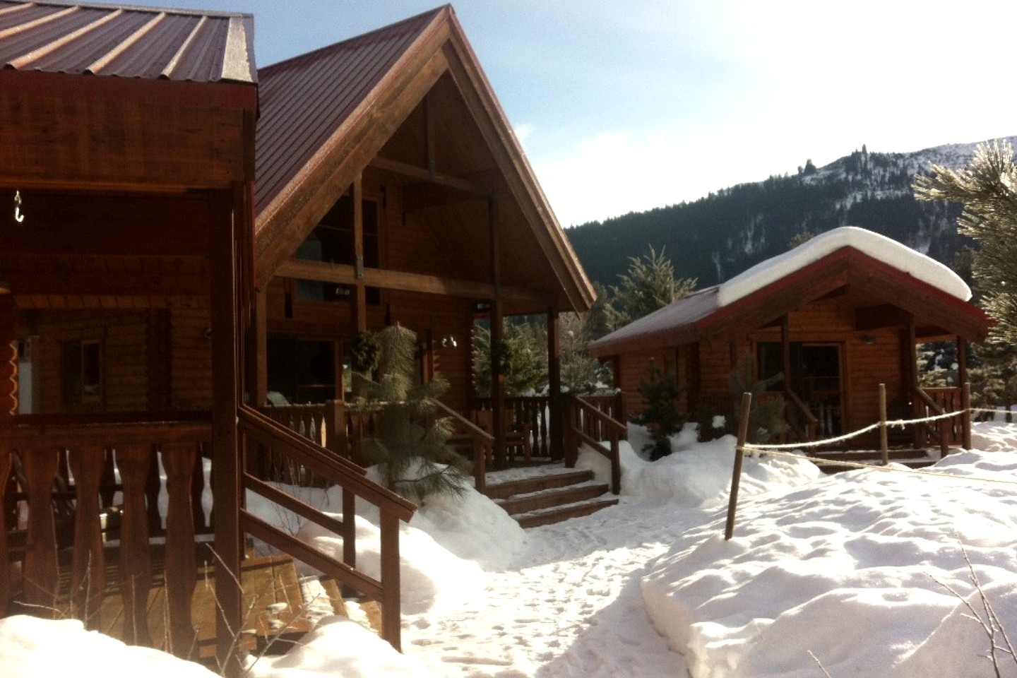 cabin rental with pool in leavenworth ForLeavenworth Cabin Rentals