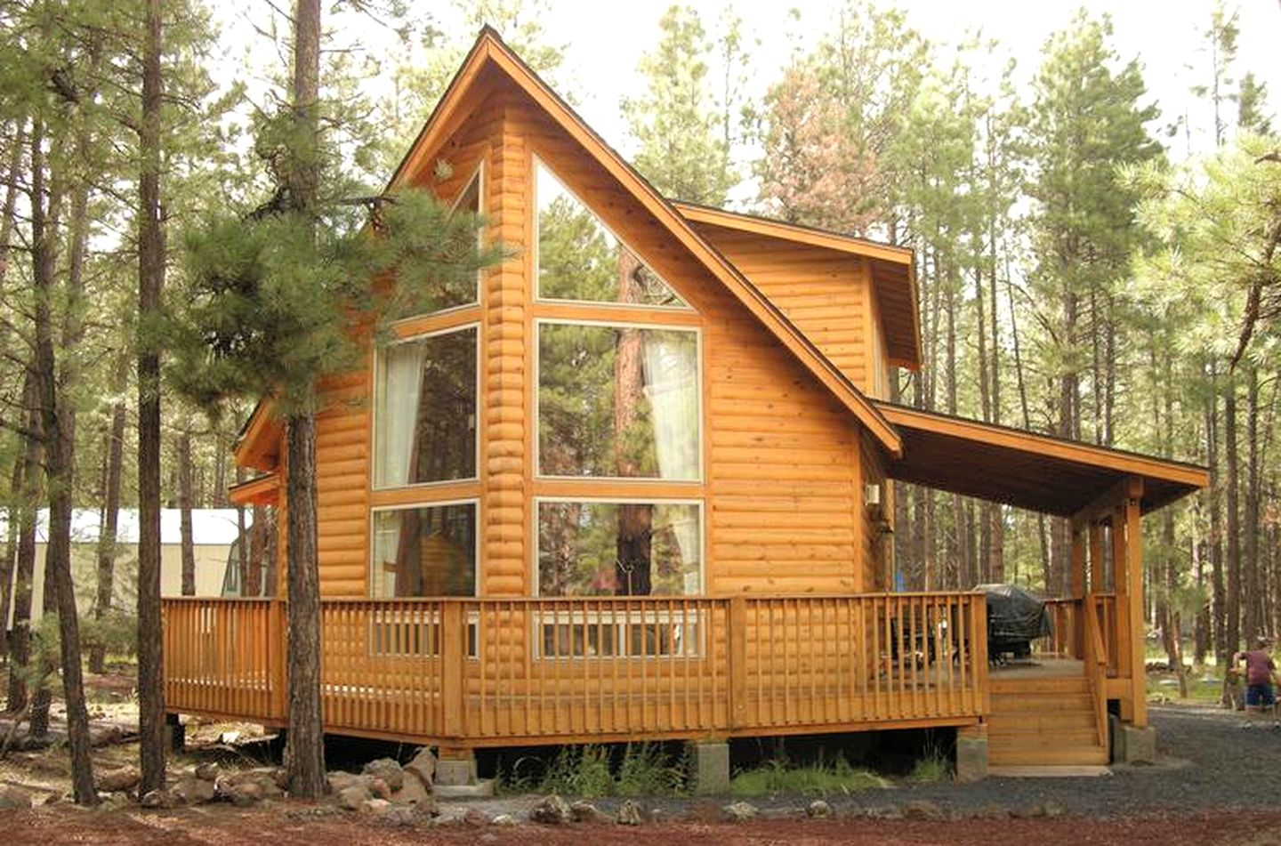 Idyllic Cabin Rental for families near the Grand Canyon (Williams, Arizona, United States)
