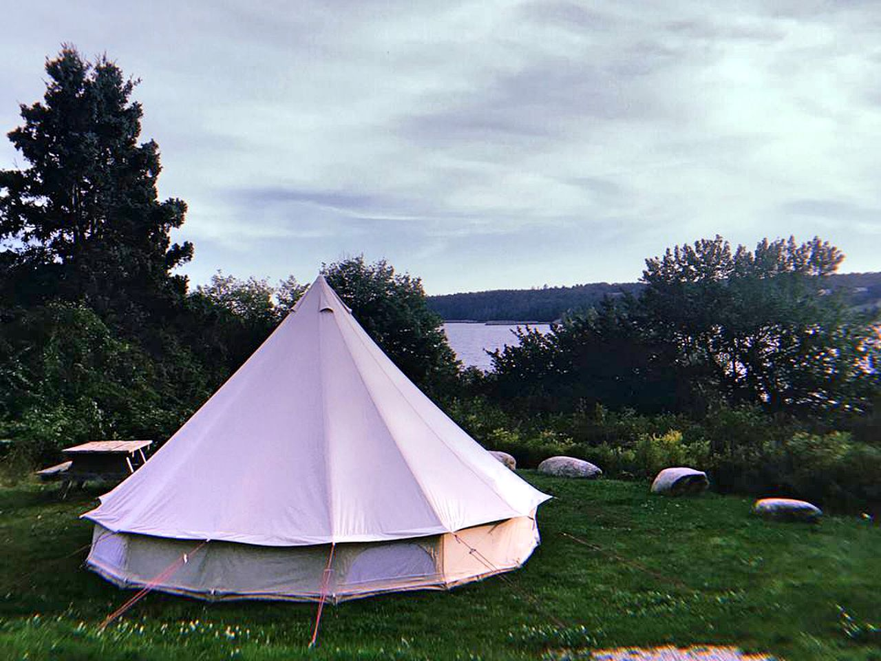 Tents (Chester, Nova Scotia, Canada)