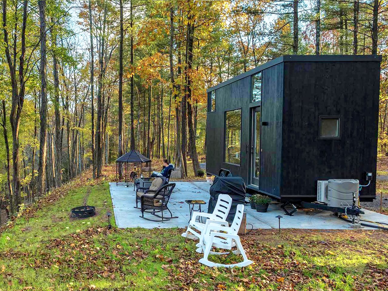 Idyllic Tiny House Perfect for a Weekend Getaway near Albany, New York